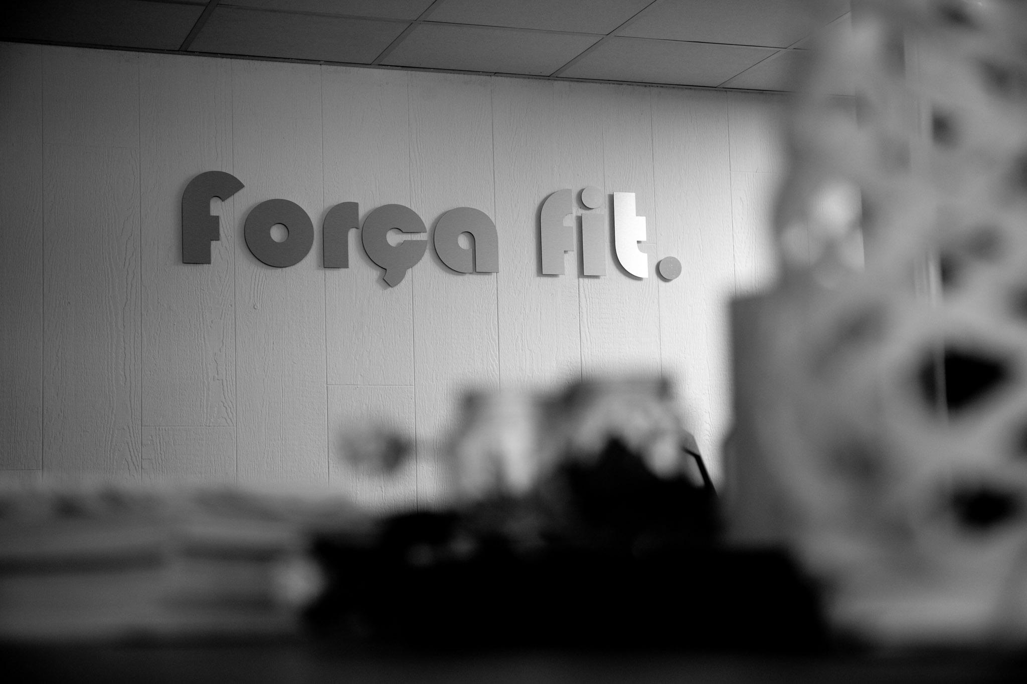 Bedrijfsfotografie - Forca Fit - Elburg
